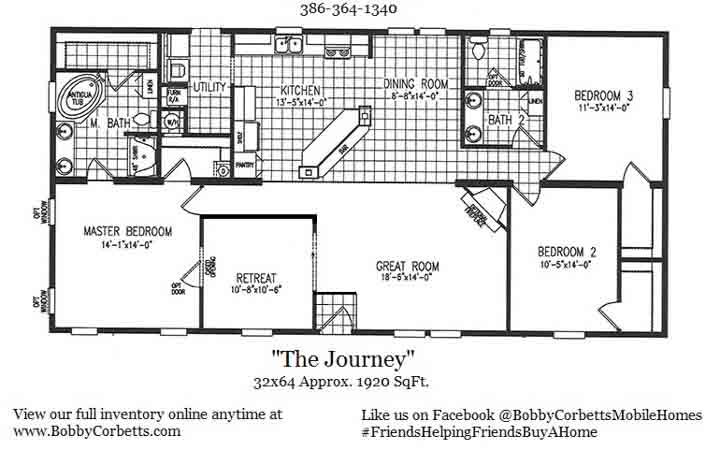 Custom Design Corbetts Mobile Home Center